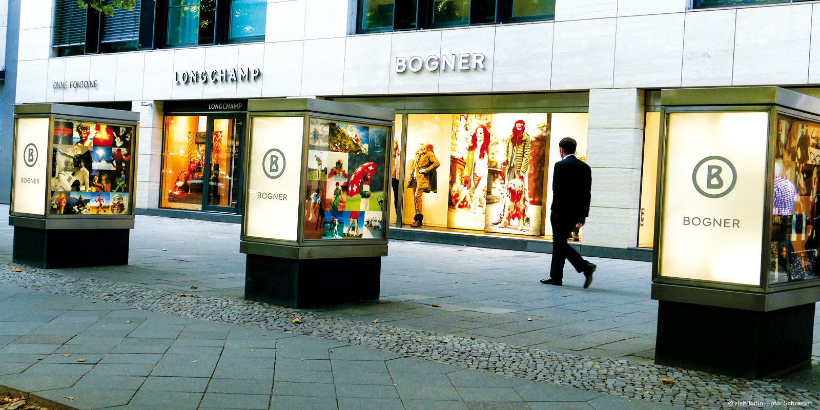amazing price new product super popular Shopping in Berlin - Crowne Plaza Berlin City Centre