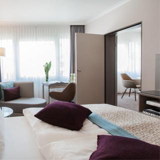 Crowne Plaza Hotel Berlin City Centre Nuernberger